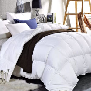 All Season Natural Super King Size Down Comforter