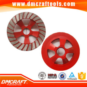 Diamond Grinding Wheel for Marble/ Concrete/ Granite Polishing pictures & photos