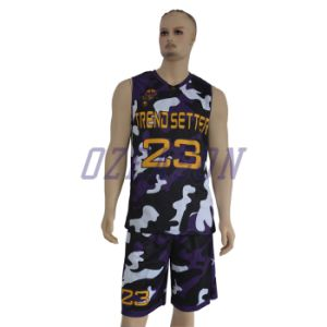 Customized Team Sublimation Basketball Uniform 2016 pictures & photos