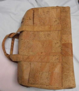 New Real Cork Leather Ladies Shoulder Bags (BD12)
