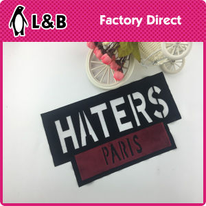 2017 Wholesale Fashion Popular 3D Digital Printing Patch pictures & photos