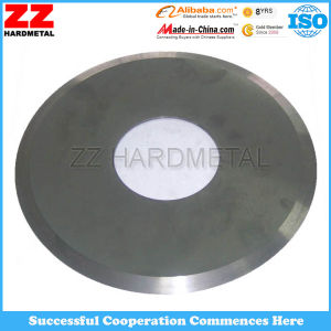 Tungsten Cemented Carbide Disc for Cutting Steel pictures & photos
