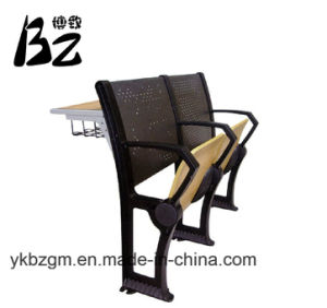 Immovable Student Desk and Chair (BZ-0092) pictures & photos
