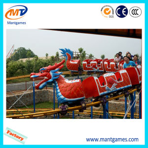 Outdoor Amusement Equipment Roller Coaster: Slide Dragon Train Ride pictures & photos
