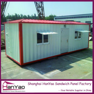 High Quality Steel Structure Cheap Container House on Sale pictures & photos