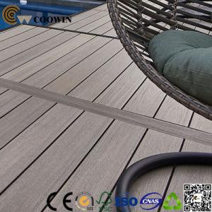 Waterproof Wood Grain Co Extruded Composite Decking