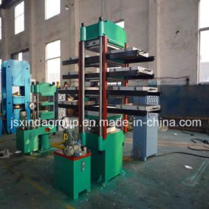 Xinda Xlb Vulcanization Machine for Making Rubber Tiles Rubber Press Machine pictures & photos