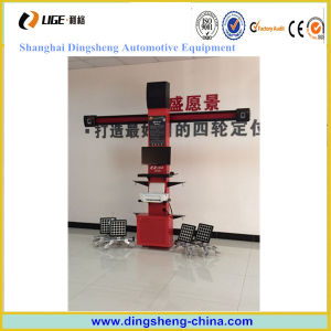 China Tire Alignment Cost Ds6 China Car Tire Changer Wheel