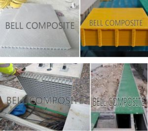 Heavy Duty Fibreglass Duct, Trench, Gully Covers pictures & photos