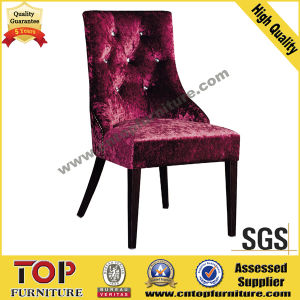 Hotel Luxury Fabric Dining Chairs pictures & photos