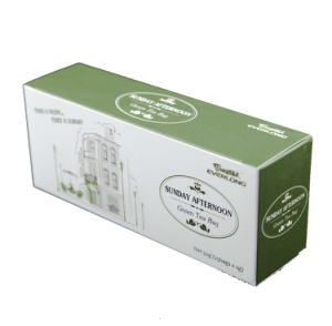 Double Chamber Tea Bags OEM pictures & photos