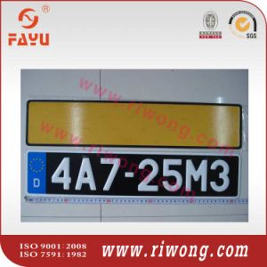 License Plate Factory pictures & photos