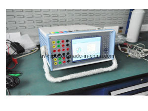 Relay Protection Tester (6 phase voltage/current output) pictures & photos