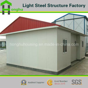 2016 Hot Sale Lowest Cost Light Steel House Prefabricated House Villa pictures & photos