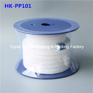 Pure PTFE Braided Packing Without Oil