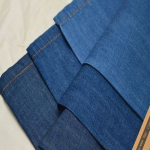 Denim Fabric for Readymade Cotton Jeans Use