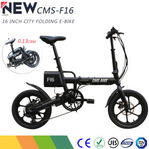 Electric Bicycle For Sale >> China Hot Sale 36v Folding Electric Bicycle 16 Inch E Bike For