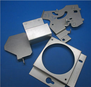 Precision Metal Stamping Parts (ATC-472) pictures & photos