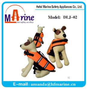 Full Sizes Orange Color Dog Life Vest pictures & photos