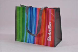 BSCI Audit Factory Spunbond Polypropylene/Fabric India/Non Woven Bag (MECO397) pictures & photos