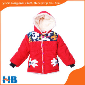 OEM Custom Child Clothing Winter Coat