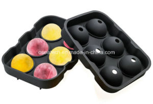 Silicone Ice Ball Mould pictures & photos