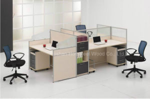 Task Aluminum Frame Workstation with Manager Workstation (HF-LT031) pictures & photos