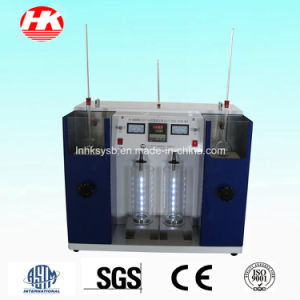 Distillation Tester for Petroleum Products (Basic model, Double tubes) pictures & photos