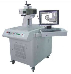 Laser Fiber Marking Machines for Stainless Steel Products pictures & photos