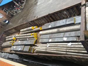 Alloy Steel DIN1.7225 Quenched and Tempered Steel pictures & photos