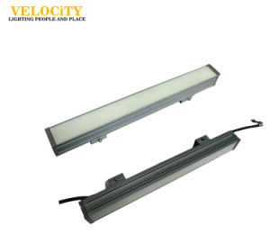 DMX512 Architectural Lighting LED Linear Wall Washer