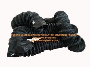 Explosion Proof Anti Static Flexible Suction Air Duct Hose pictures & photos