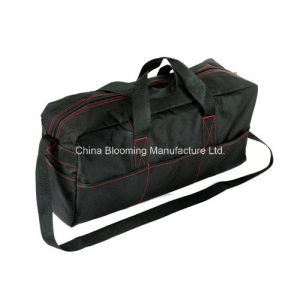Polyester Multi-Pocket Storage Bag Electrician Carpenter Gear Tool Bag pictures & photos
