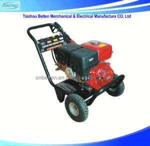 13HP 248bar Mobile High Pressure Car Washing Machine pictures & photos