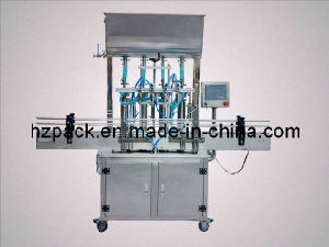 Automatic Filling Machine (paste) pictures & photos