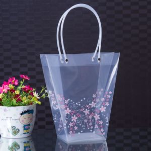 Pot Flower PP Gift Package Bag pictures & photos