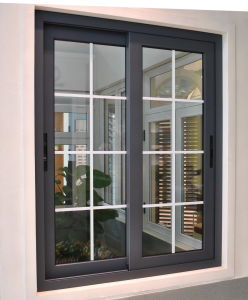 Classic Aluminum Grille Casement Window pictures & photos