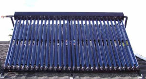 U Pipe Splite Solar Water Heater (Stainless Steel) pictures & photos