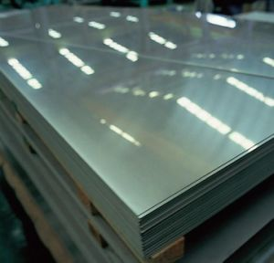 Polished Stainless Steel Plate 304 Grade with High Quality pictures & photos