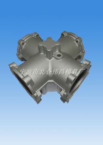 Alu Die Casting Part Used for Gas Station Tanker
