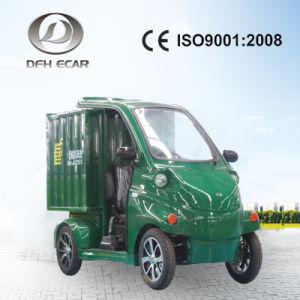 Ce Roved Micro Electric Penger Van