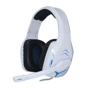 USB Noise Cancelling Gaming Headset with LED Light