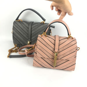 Women bag with purse with short and long handles several new colors.