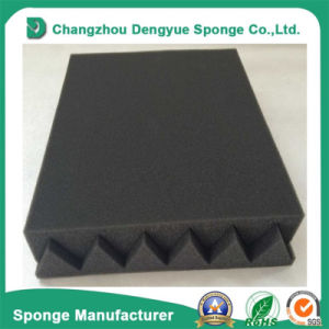 Self Adhesive Available PU Sponge Soundproof Studio Acoustic Foam pictures & photos