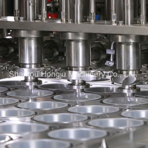 Liquid Filling Sealing Machine for Cups