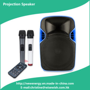 Professional Plastic LED Projection PRO Audio - Projector
