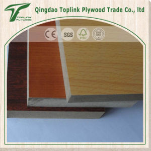Professional Manufacture 16mm Melamine MDF for Furniture