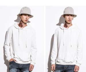 Fashion Mens Casual Cotton Pullover Hoodie pictures & photos