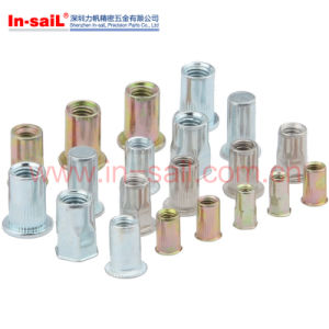 Countersunk Head Knurled Body Rivet Nuts pictures & photos