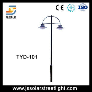 9m Single Arm Galvanized Round /Conical Street Lighting Pole